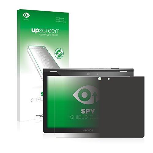 upscreen Anti-Spy Blickschutzfolie kompatibel mit Archos 94 Magnus Privacy Screen Sichtschutz Bildschirmschutz-Folie