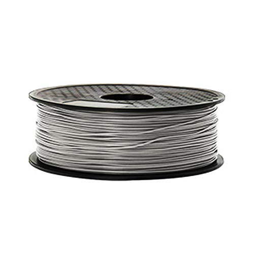 HONGMANLIANCHUANG 3D Printer Filament PLA 1.75mm 1kg 3D PRINT FDM Gray