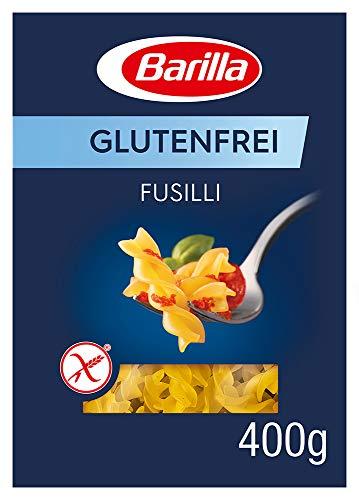 Barilla Pasta Fusilli glutenfrei aus Reis und Mais – 1er Pack (1x400g)