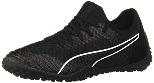 PUMA Men's 365 Concrete 2 St Futsal-Shoe, Black White-Gum, 9...
