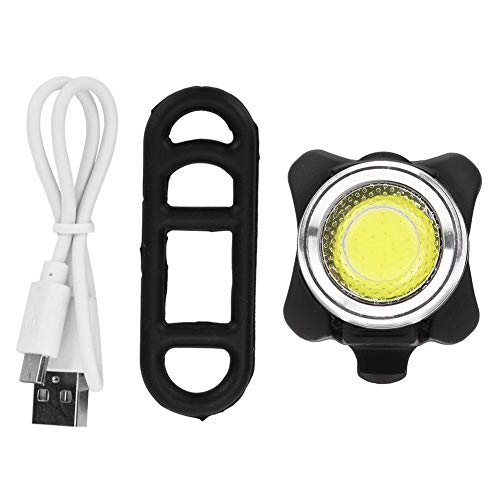 Fiets voorlamp, fietsverlichting set USB oplaadbare fiets Fietslicht achterlicht LED nachtverlichting fietsverlichting voor