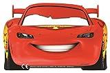 Gabbiano, 27596, Pack 6 Masken für Party Disney Cars