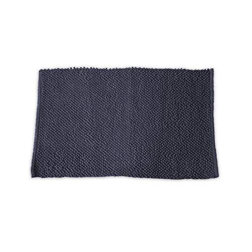 TODAY 101740 Tapis de Bain, Bleu, 50x80