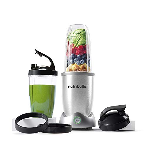 NutriBullet Pro Plus, One Size, Grey