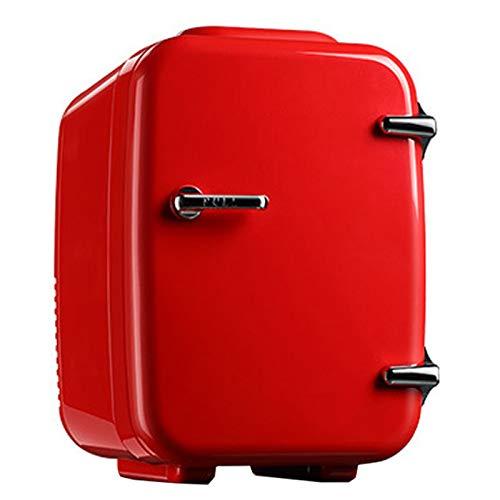 Refrigerador cosmético refrigerador cosmético 4L refrigerador refrigerador refrigerador Vertical para refrigerador de Coche refrigerador cosmético Mini Caja de enfriamiento portátil