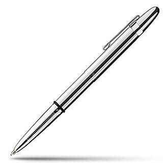 Fisher Space Pen Bullet Pen - 400 Series - Chrome w/ Clip - Gift Boxed (B000WGDFPY) | Amazon price tracker / tracking, Amazon price history charts, Amazon price watches, Amazon price drop alerts