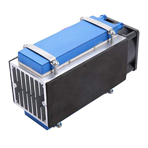 12V 420W 6-Chip thermoelektrischer Halbleiter Kühler Luftkühlgerät