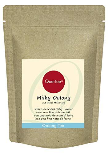 Milky Oolong Tee - Oolong Tee mit feiner Milchnote - 100 g - Loser Tee von Quertee
