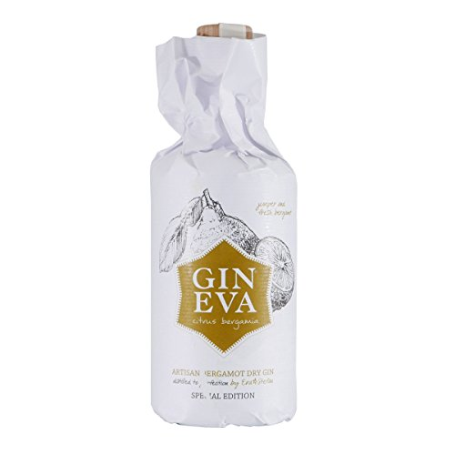 Gin Eva - ARTISAN BERGAMOT DRY GIN