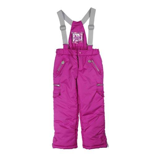 Kanz Kinder-Mädchen Schneehose pink Winter Soul Größe 134/9 Jahre