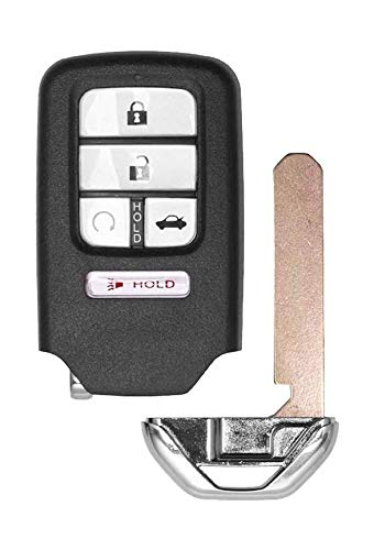 X AUTOHAUX Replacement Keyless Entry Remote Car Key Fob 313.8Mhz for Honda CR-V 2014