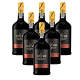 Portwein Sandeman Founder Reserve 500ml - Dessertwein - 6 Flaschen