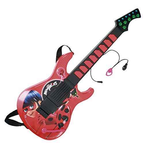 Ladybug- Zag Guitarra con micro (Claudio Reig 2678.0) , color/modelo surtido