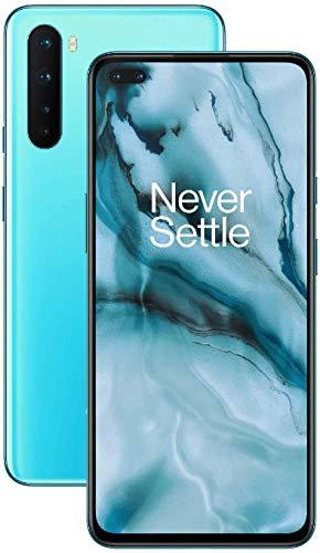 OnePlus Nord 5G AC2003 EU/UK Model 8GB+128GB Dual Sim International Version GSM - Blue Marble