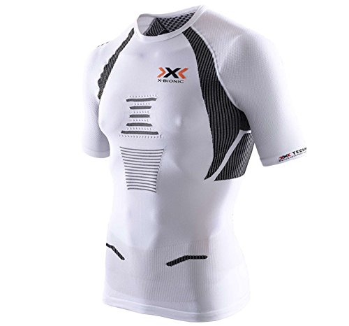 X-Bionic, Maglia Funzionale da Running Uomo The Trick