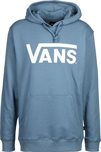 Vans_Apparel Classic Pullover Hoodie Sweat-Shirt À Capuche, Bleu (Copen Blue-White Pii), XX-Large Homme