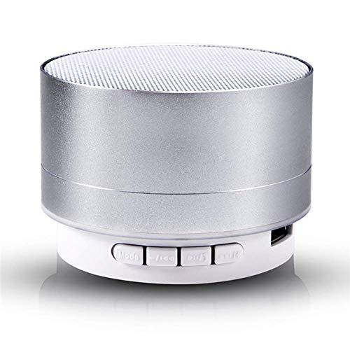 Mini Haut-parleurs d'extérieur, Haut-Parleur Bluetooth Portable Multifonctionnel Appel Mains Libres Super Bass Enceinte Rechargeable stéréo