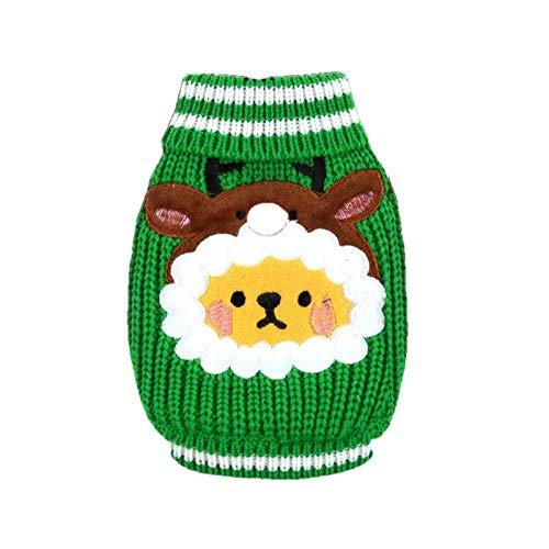 Wksee-Pet clothing Vestidos Perros Mascotas Sudadera