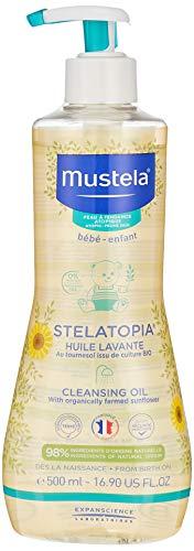 Mustela STELATOPIA huile lavante 500 ml 500 g
