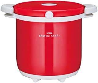 THERMOS vacuum insulation cooker shuttle chef 4.5L tomato KBA-4501 TOM