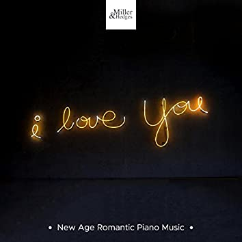I Love You: New Age Romantic Piano Dinner Music with Nature Sounds for a Perfect Valentine's Day
