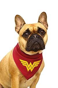 Spoilt Rotten Pets Bandana Wonder Woman Rouge