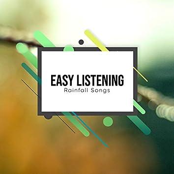 #15 Easy Listening Rainfall Songs