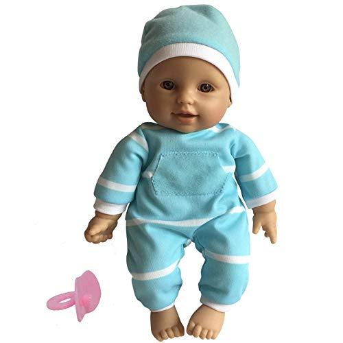 "11 inch Soft Body Doll in Gift Box - Award Winner & Toy 11"" Baby Doll (Hispanic)"