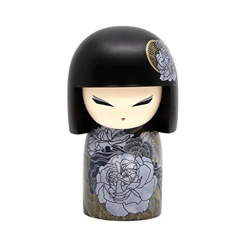 Kimmidoll Kokeshi 10 cm Kaori – Strength Englische Version
