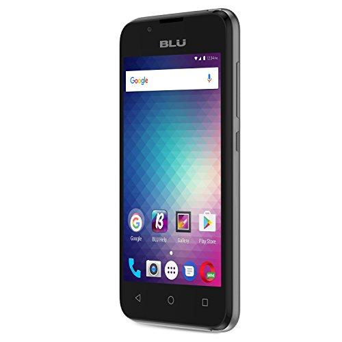 BLU Advance 4.0 L3 -Unlocked Dual Sim Smartphone -Grey