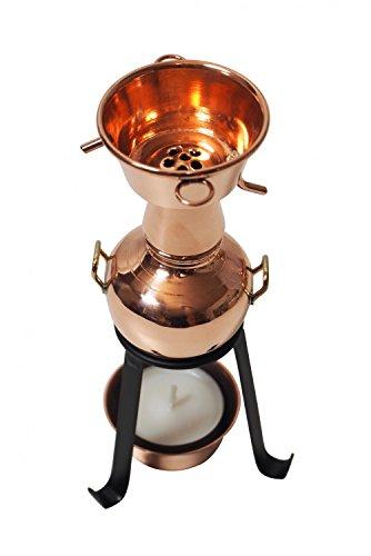 'CopperGarden®' Aromalampe Alquitara