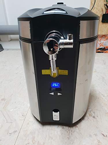 Bier-Maxx Pompe à bière avec système de refroidissement