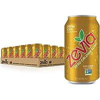 24-Count Zevia Zero Calorie Cream Soda, 12 Ounce