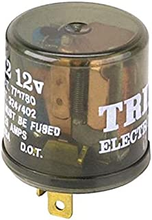 Tridon Replacement Turn Signal Flasher Unit, 2-Prong