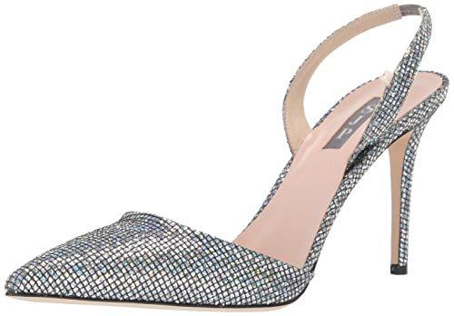 SJP by Sarah Jessica Parker Bliss 90, Zapatos de Talón Abierto para Mujer