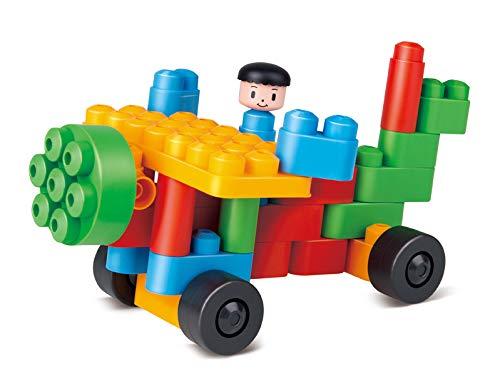 PolyM 760003 Kleinkinder-Spielzeug, Klar