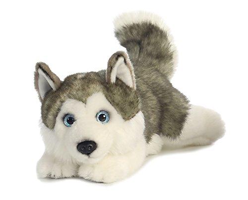 Aurora World Miyoni Lying Husky Plush - 26263