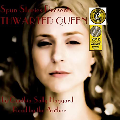 Thwarted Queen audiobook cover art