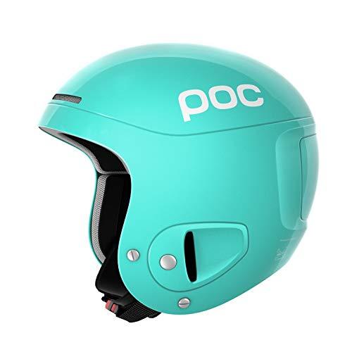 POC Skull X Ski Helm, Tin Blue, s/53-54