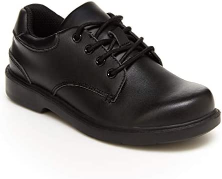Stride Rite Boy s SR Murphy Laurence Loafer Style Shoes Black 1 W US Little Kid product image