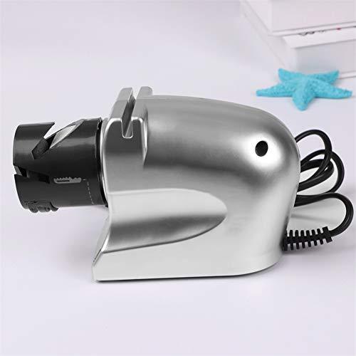 ZHANGY 220V 18W elektrische messenslijper slijpapparaat gemotoriseerde slijpsteen voor steenslijper, accessoires voor keuken