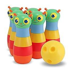 kids toy bowling set