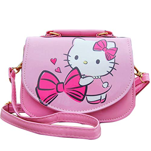 Kerr's Choice Hello Kitty Bag for Girls | Hello Kitty Crossbody Purse | Girls Cat Bag - coolthings.us