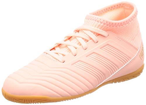 adidas Predator Tango 18.3 IN J, Zapatillas de fútbol Sala Unisex niño, Naranja (Narcla/Narcla/Narcla 0), 31 EU
