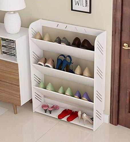 LZQ-XJ Qiang Simple Furniture Schuhablage Tilted Dreieck-Entwurf Feuchtigkeitsbeständig leicht...