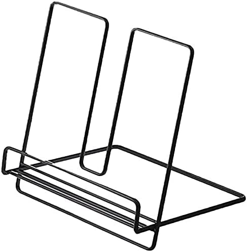 LSZ Reading Rack Iron Book Sales Some reservation for sale St Shelf Multifunctional Display