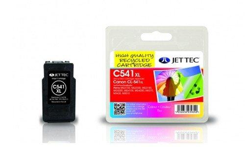Color für Canon Pixma MG 2250 von Jettec, wiederaufbereitete Tintenpatrone, 15 ml, für MG2250