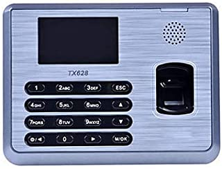 ACCUERA Multibiometric Timeclock Finferprint Reader Building Management Door Access Control ZK F18 Access Control Time Attendance TCP//IP Home//Office Security Systems /…