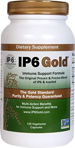 IP-6 Gold, Immune Support Formula, 120 Veggie Caps