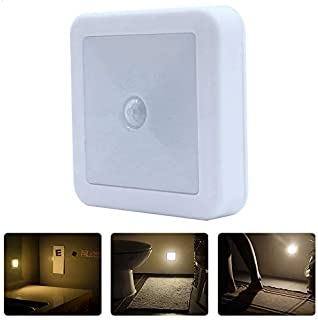 ADYOGER Night light Infrared Motion Sensor Led Wall Light Night Light Automatic On/Off Operation Light For Corridor Passage Stairs Headboard